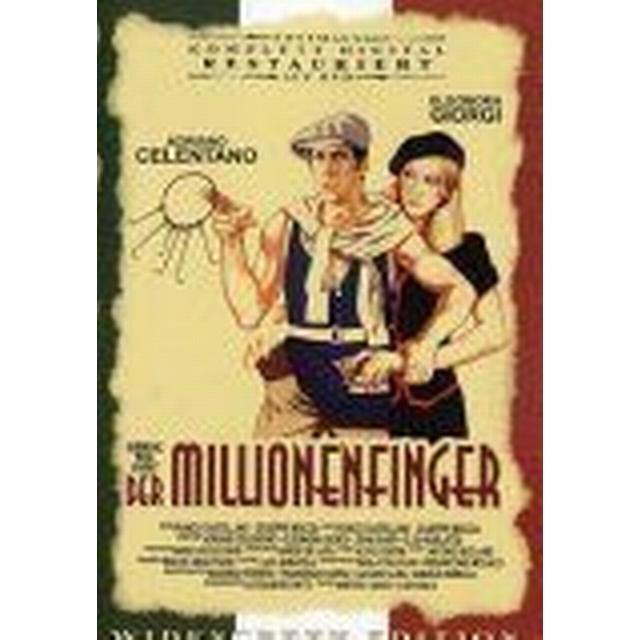Hände wie Samt - Der Millionenfinger [DVD]